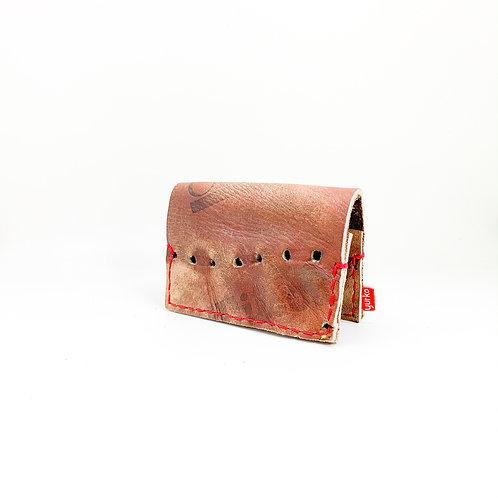 Wilson Baseball Glove Leather Fold Over Wallet