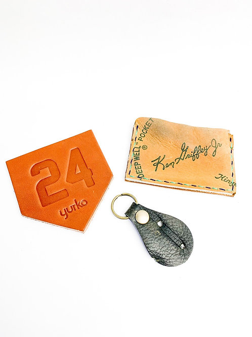 Signature Series Two Pocket Slide-In Wallet Set : Griffey