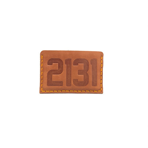 2131 IronMan Leather Wallet