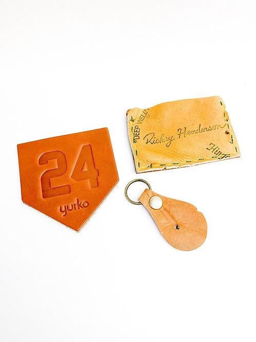 Signature Series Two Pocket Slide-In Wallet Set : Henderson