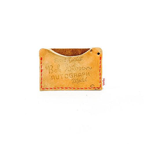Slide-In Baseball Glove Wallet