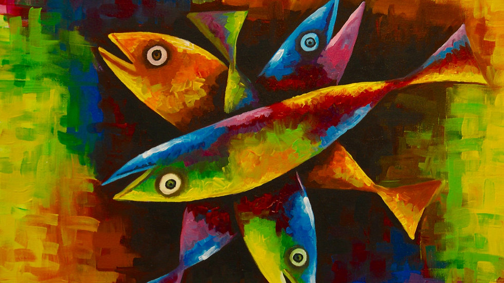 Title:-Fishes