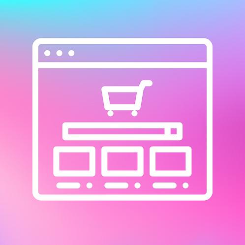 NEW e-Commerce Website