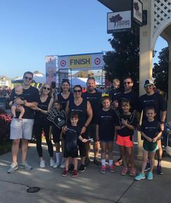Team at St. Jude Fundraiser