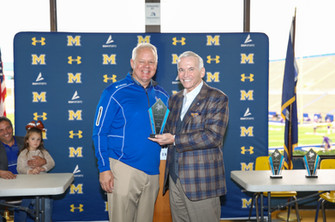 Kleckely inducted into Hall of Honor