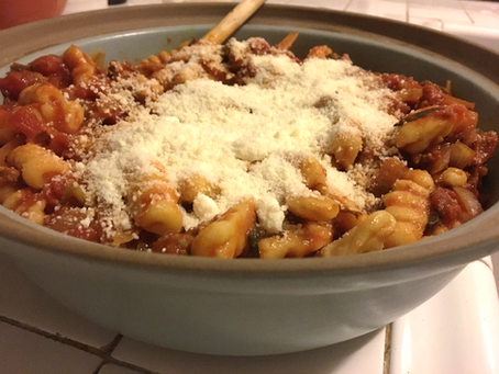 How to Make Traditional Sardinian Gnocchi with Meat Sauce