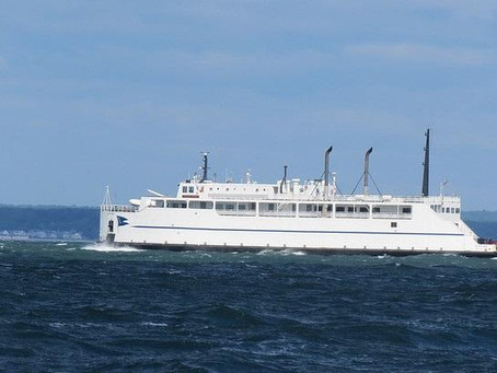 WSHU: Cross Sound Ferry May Get Stop On Plum Island