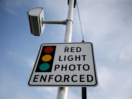WSHU: Suffolk County Red Light Camera Vote Falls Along Party Lines