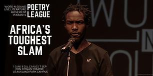 WnS: Poetry League Slam