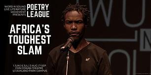 WnS: Poetry League Slam