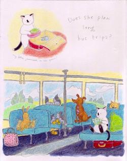Petunia Takes a Trip