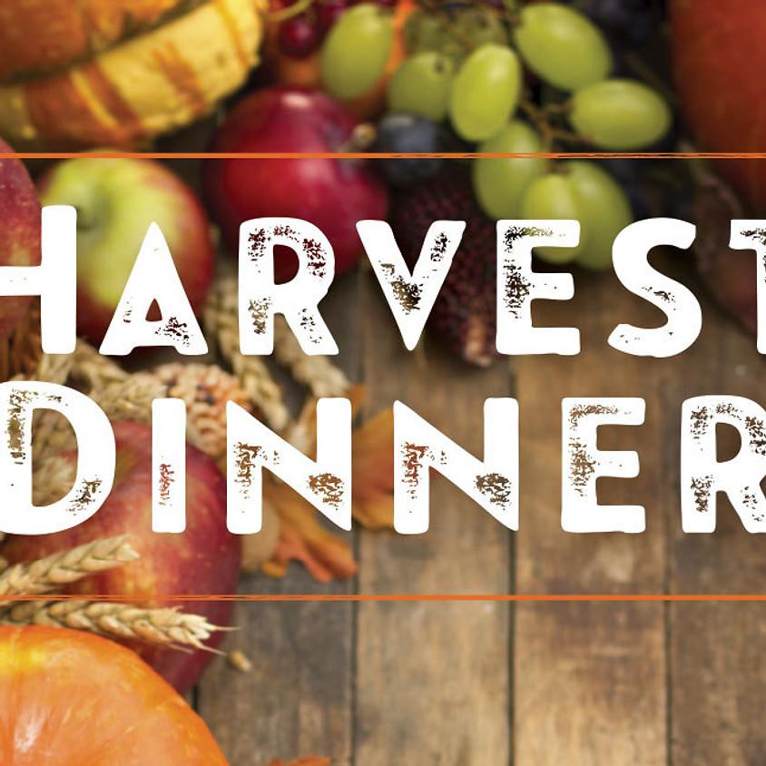 Harvest Dinner & Dessert Bake-off!