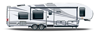 RV Storage - Very Large 5th Wheel