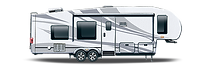 RV Storage - Large 5th Wheel