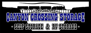 Canyon Crossing Storage - Self Storage & RV Storage  Hinton, Alberta