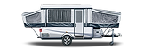 RV Storage - Tent Trailer