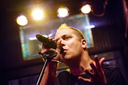 Jason Siemer- Vocals/Rhythm Guitar