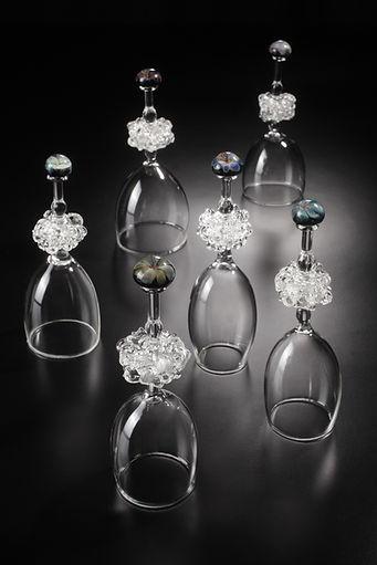 축복 borosilicate glass, 80x80x20mm 2013