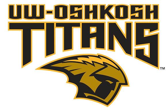 UW Oshkosh 2019 Championship ring