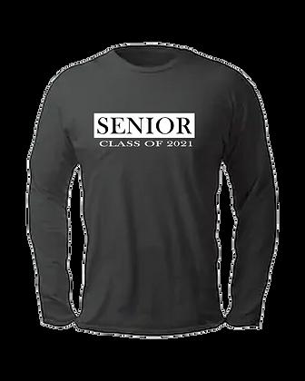 "Long Sleeve ""Senior "" T *"