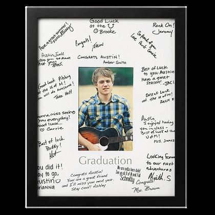 Signature Diploma Frame