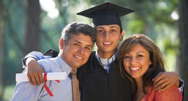 grad parents