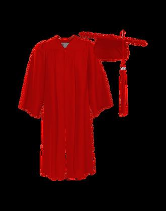 Cap/Gown/Tassel GRC
