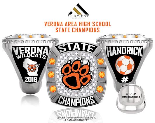 2019 Verona Soccer ring
