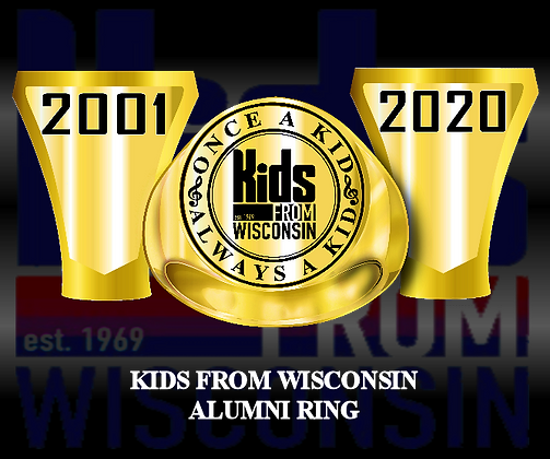 Kids From Wisconsin ring