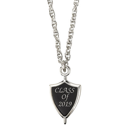 Senior Key Necklace