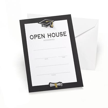 Graduate Open House Cards