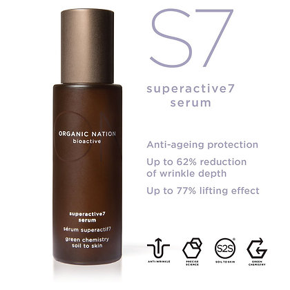 Supernatural 7 Anti-ageing Serum