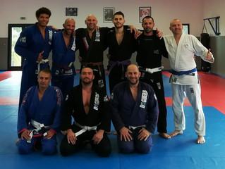Entrainement Samedi au Club de Jiu Jitsu Brésilien Toulon - Le Revest