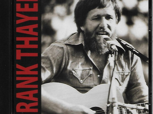 Frank Thayer's Outlaw CD