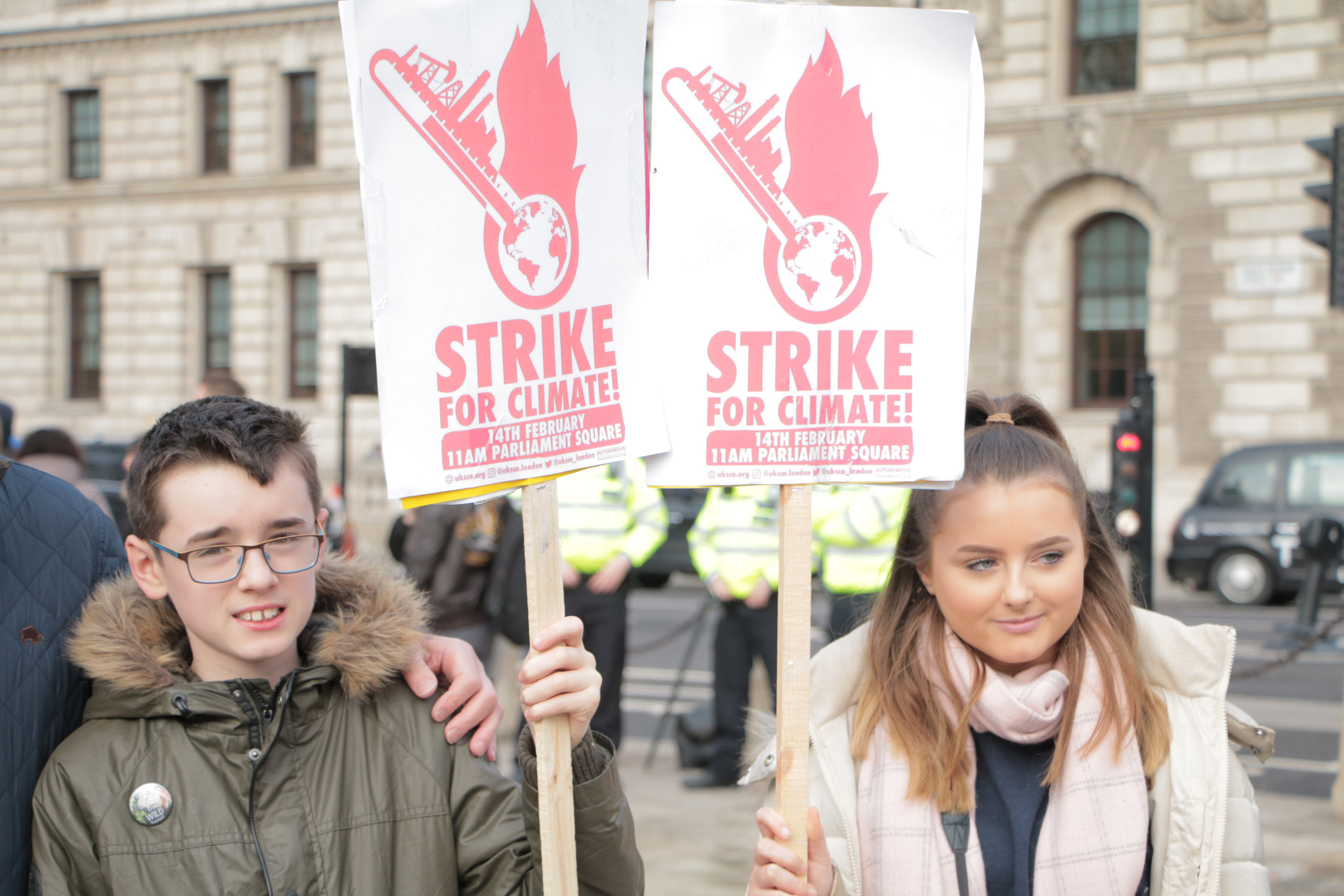 Climate Strike Photo