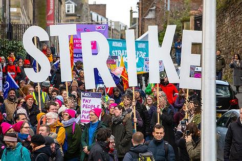 Strike Letters UCU Strike