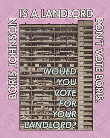 boris johnson is a landlord. Would you vote for your landlord?