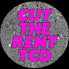 cut the rent tcd logo trinity college dublin