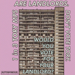 1 in 3 tories are landlords