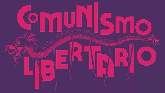 CNT comunismo libertario poster