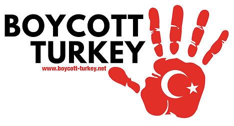 boycott turkey logo