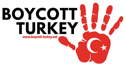 boycott turkey logo