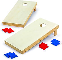 Cornhole Game & beanbags.jpg