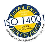 ISO 14001 Zertifizierung - Umweltmanagement
