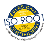 ISO 9001 Zertifizierung - Qualitätsmanagement