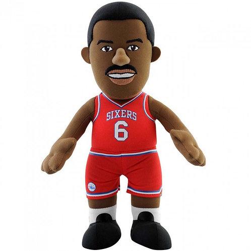 "Philadelphia 76ers® Julius Erving 10"" Plush Figure"