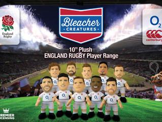 Soft Toys that Hit Hard - RFU England Rugby