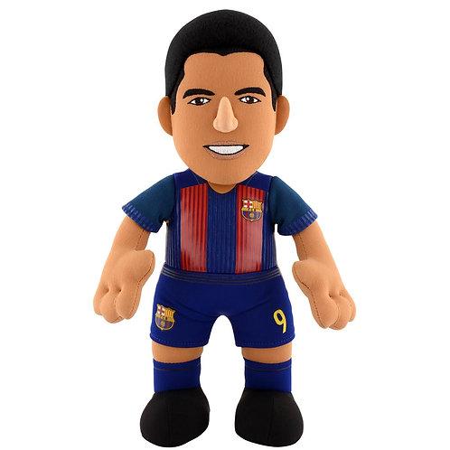 """FC Barcelona - Luis Suárez 10"""" Plush Figure"""