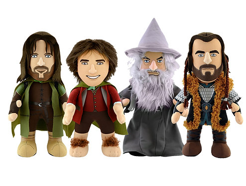 "Lord of the Rings/Hobbit 10"" Plush Large Bundle Pack"
