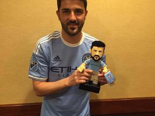 Welcome new signing, David Villa!